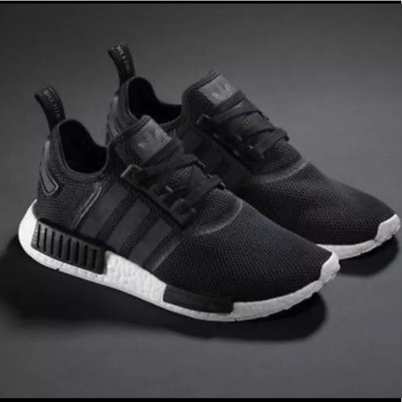 bf635739f adidas Shoes - adidas NMD Monochrome Black S79165 NWB